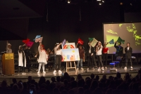 8ος Καλλιτεχνικός Διαγωνισμός Κέντρου Πρόληψης Π.Ε. Λάρισας - Ο.ΚΑ.ΝΑ.